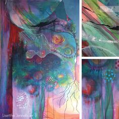 intuitive abstract art