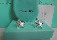 tiffany jewels | Tiffany Jewelry :: Tiffany Earrings :: Tiffany Earrings Starfish #tiffany co #Jewelry