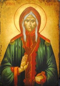 Rugaciune catrea Sfanta Xenia din Sankt Petersburg Xenia, Religious Icons, Orthodox Icons, Mona Lisa, Prayers, Blessed, Princess Zelda, Artwork, Painting