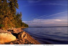 Image: Waskesiu Lake at sunset, Prince Albert National Park, Saskatchewan Canada National Parks, Parks Canada, Beautiful Vacation Spots, Hotel Secrets, Western Canada, Visit Canada, Prince Albert, Canada Travel, Places To Travel