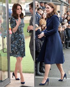 For her first official engagement of 2018, The Duchess of Cambridge is visiting Reach Academy Feltham to see their work with Place2Be supporting children and families in the school.