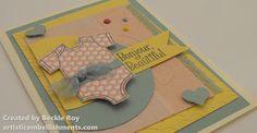 Artistic Embellishments: Happy Happenings... Bonjour Beautiful Baby