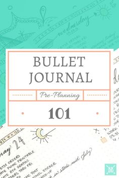 Wondering how to set yourself up for success in your first (or next) Bullet Journal? This series is for you!