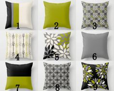 Throw Pillow Cover designs in coral, lucite green, white, grey, and blush.  Individually cut and sewn, features a 2 sided print and is finished with a zipper for ease of care. SIZES: 16in. X 16in. 18in. X 18in. 20in. X 20in. 26in. X 26in. (euro) 14in. X 20in. (lumbar)   IMPORTANT: These are COVERS ONLY! You can cover your existing pillows or purchase inserts online or at any local craft store.   FABRIC: Spun Poly Poplin. Medium weight high quality fabric that is durable and slightly textured…