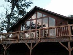 Window view wall - Bearadise Cabin in Franklin, NC  Sleeps 2 - Franklin - rentals