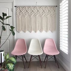 Macrame Patterns/Macrame Pattern/ Macrame Wall Hanging