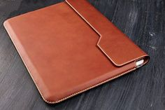 100% Handmade Genuine Natural Leather Hard Case Sleeve for Apple Macbook Pro 13 Inch in (Medium Brown) Slim Professional Leather Sleeve Case (C) The Leather Street Who is this for? The Leather Street case is not only good for protection but it also brings a professional minimal style to your wardrobe. The slim minimal slim design keeps your tablet perfectly fit to the shape of your Apple Macbook Pro 13 Inch. Each case is made 100% handcrafted to the highest standard with our fines..