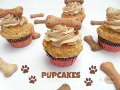 Pupcakes o Cupcakes para Perros