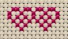 Cross Stitch Sampler Patterns, Cross Stitch Samplers, Cross Stitch Designs, Cross Stitching, Tiny Cross Stitch, Cross Stitch Heart, Blackwork Embroidery, Cross Stitch Embroidery, Palestinian Embroidery