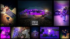 Posh Nautical Beach Party with hula girls, flare barmen and butler-served canapes
