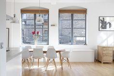 Come scegliere le migliori finestre per il tuo salotto #hogarhabitissimo #industrial