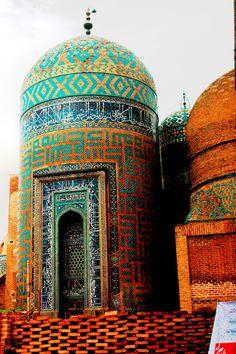 farsizaban:    Tomb of Sheikh Safi Ardebili, Ardebil, Iran