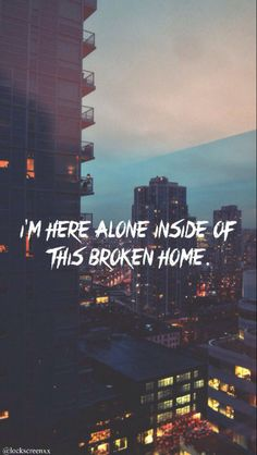 Broken Home- 5 Seconds of Summer....YOURE A LIAR IF YOU SAY YOU DONT CRY DURING THIS SONG