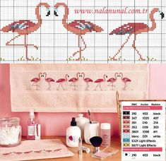 Small and easy cross-stitch scheme with birds Easy Cross, Simple Cross Stitch, Cross Stitch Bird, Cross Stitch Animals, Cross Stitch Charts, Cross Stitching, Cross Stitch Embroidery, Cross Stitch Patterns, Crochet Cross