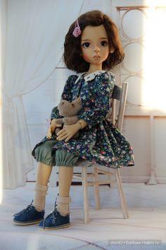 Чеснокова Наталья / Ямоггу. Каталог мастеров и авторов кукол, игрушек, кукольной…