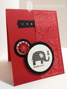 Patterned Occasions by stampenvy - Cards and Paper Crafts at Splitcoaststampers