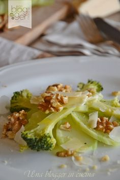 Insalata di gambi di broccoli (1)
