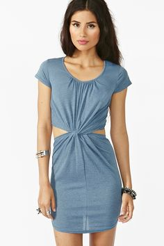 Twisted Knot Dress