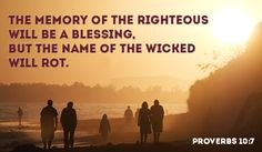 Free Will your memory be a BLESSING? eCard - eMail Free Personalized Scripture Cards Online