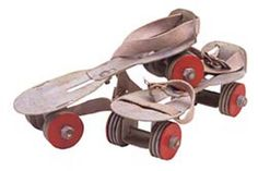 I remember having these.much easier to use that the ones that had the boots with them that come out about 10 years later
