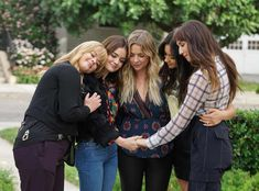 From Pretty Little Liars to Gossip Girl and a few unexpected surprises | E! Online article by Kristen Vartan
