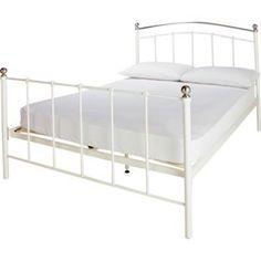 buy witon double bed frame ivory at argoscouk visit argos