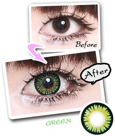 Check out http://www.eyecandys.com for some cool color contact lenses!