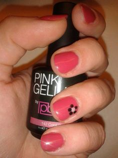 Jessica Jacobs loves Pink Gellac