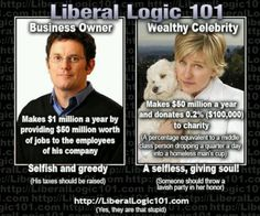 Liberal logic. It is all about the show and they do not look beyond that because they would have to think.