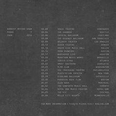 "Pusha T Announces ""Darkest Before Dawn Tour"""