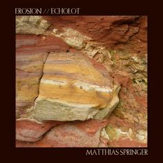 Echolot / Erosion, by Matthias Springer Techno, Turkey, Deep, Music, Musica, Musik, Turkey Country, Muziek, Techno Music