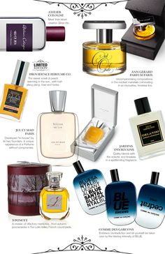 Beautiful new fragrance launches!