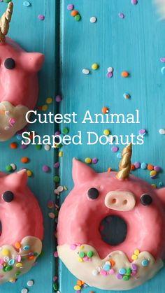 Donut Recipes, Baking Recipes, Dessert Recipes, Dip Recipes, Good Healthy Recipes, Sweet Recipes, Simply Recipes, Easter Recipes, Easter Food