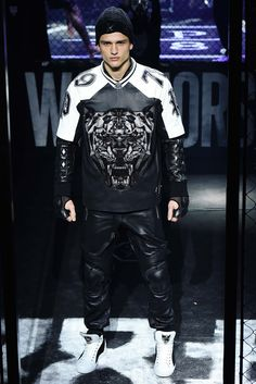 Philipp Plein Fall 2015 Menswear - Collection - Gallery - Style.com