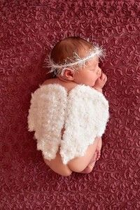 Creo que baby handmade Crochet Angel wings Halo,newborn photography prop baby photo prop unique prop outfits Custom baby gifts te gustará. Agrégalo a tu lista de deseos   http://www.wish.com/c/54bf05eddacf6f52ff697e40