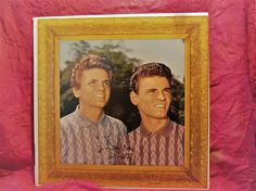 Amazing A Date With The Everly Brothers Vinyl Record 12 Old Vinyl Records, Amazing, Gifts, Handmade, Stuff To Buy, Etsy, Presents, Hand Made, Old Records