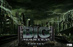 Diseño Big Master dj 2