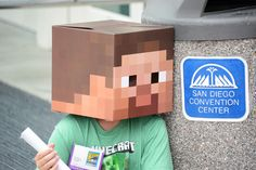 Minecraft Comic-Con 2012 Cosplay
