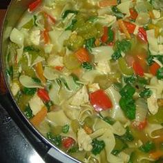My favorite soup ever - loving it! Click for recipe