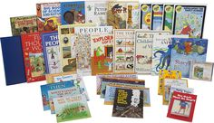 Pre-Kindergarten Full-Grade Package PMSP.  Would love to have some of these books!