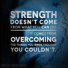 your strength comes from within - Google Search