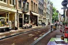 De Negen Straatjes - Featured on RueBaRue, an official shopping district since the mid Amsterdam Attractions, Dam Square, To Infinity And Beyond, Dubrovnik, Best Memories, Lodges, Belgium, Nashville, Netherlands