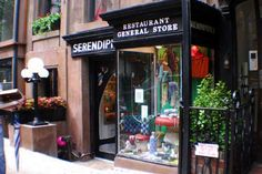 Serendipity 3, 225 East 60th Street, NYC. Via Serendipity Film Locations - OnthesetofNewYork.com