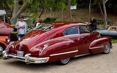 '47 Cadillac sedanette
