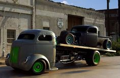 Cool rollback and rod..