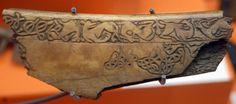 Viking artifacts, Decorated boneExcavation at Jorvik (York), England