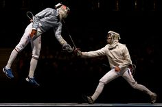 Fencing is way cool.