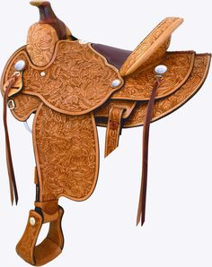 BILLY COOK HIGH DESERT RANCH SADDLE