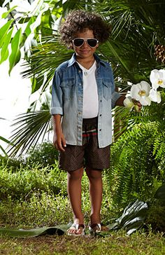 Gucci Kids - this is how my future son will  look like hehe