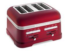 KitchenAid Pro Line 4-Slice Toaster, Onyx Black